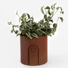 Emila Planter - Moss Green (diameter 6 cm) - House Raccoon