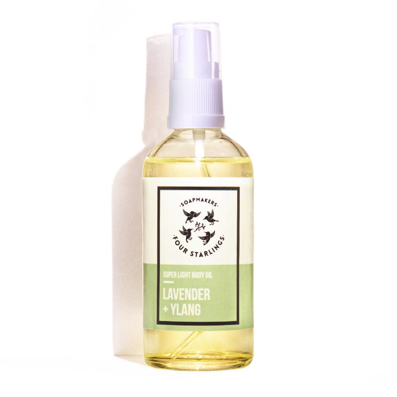 Super light body oil 'Lavender & Ylang'