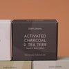 Activated charcoal & tea tree zeep