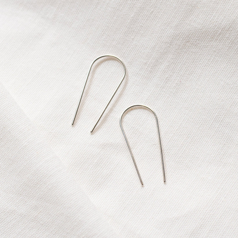 long ear pins