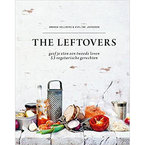 The leftovers - Amanda Hellberg & Eveline Johnsson