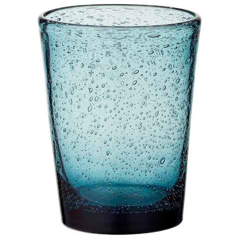 Agine water glass – Indigo