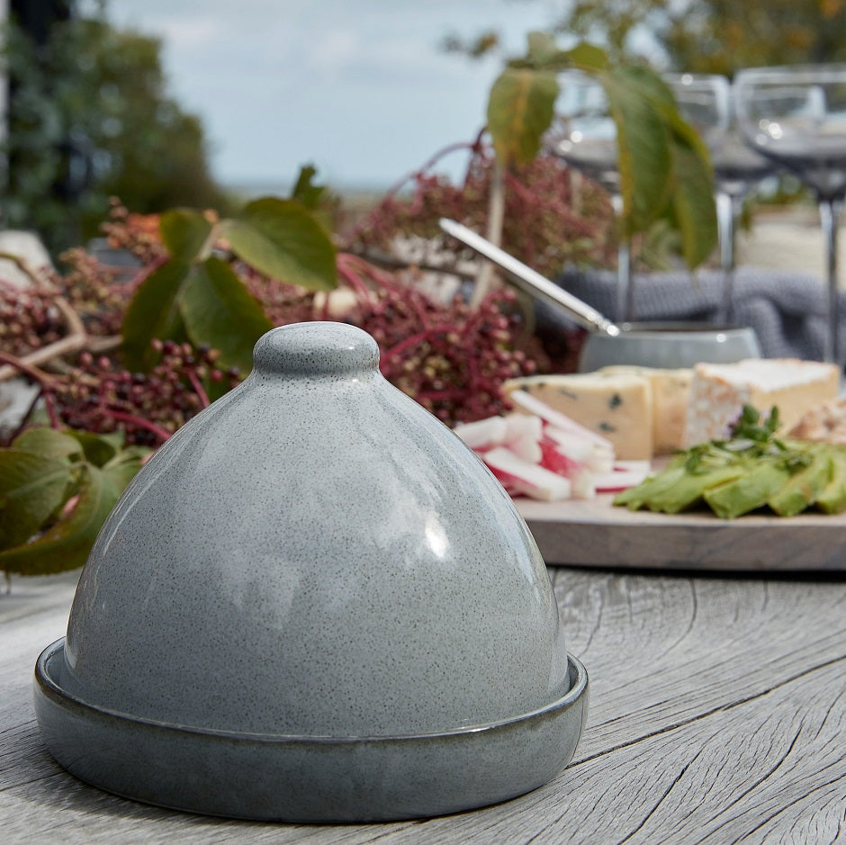 Amera butter dish – grey - back in stock April, 2021