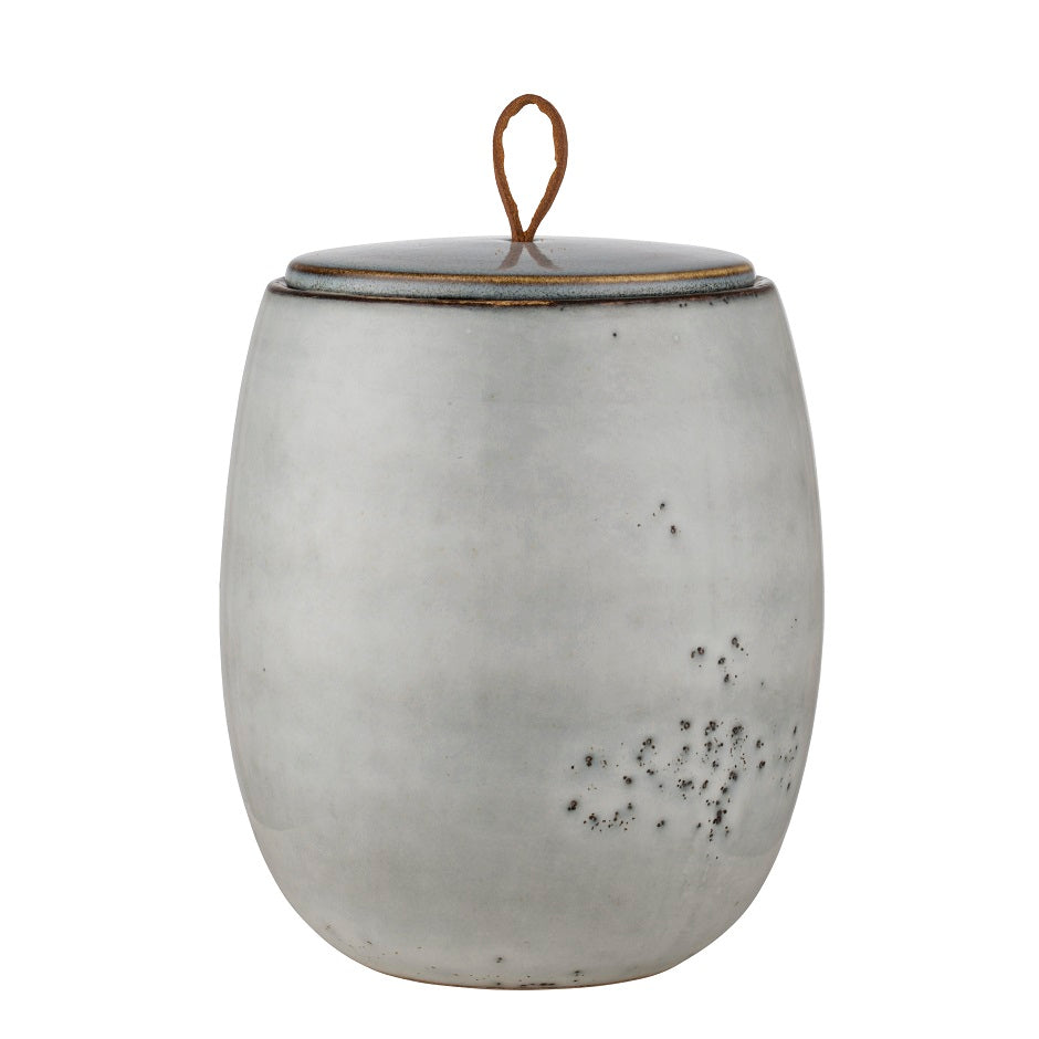 Amera storage jar – tall - back in stock April, 2021
