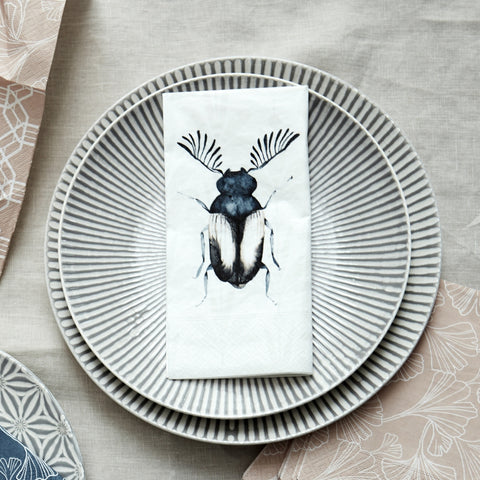 Insect paper napkin - pack of 16