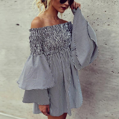 Pinion Striped Top