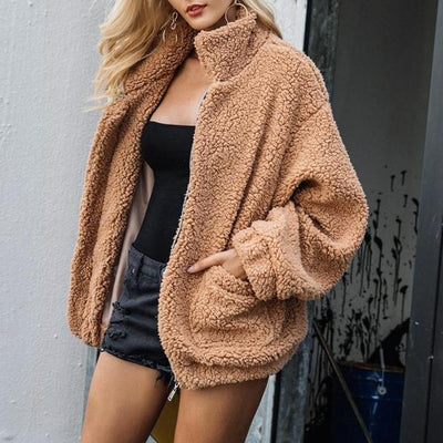 Jolie Fluffy Jacket
