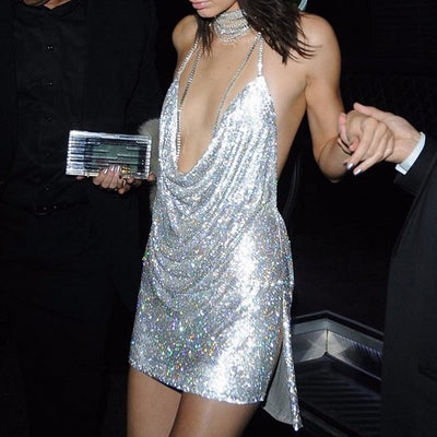 Jenner Party Dress