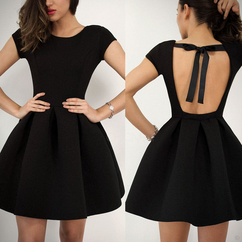 Precious Backless Dress