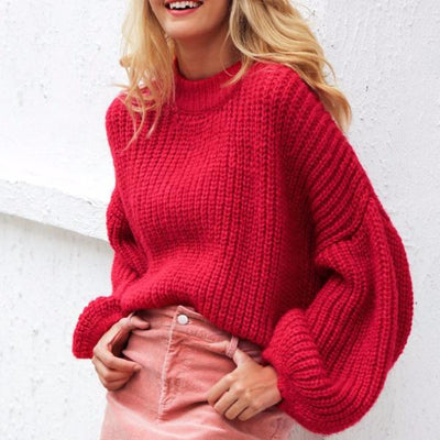 Rouge Sweater