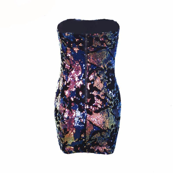 Carla Sequined Dress
