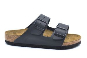 Arizona Soft Footbed - Black - bagsnboots - Converse - Rollie - Birkenstock - Shoes - Footwear - Wodonga - Corowa