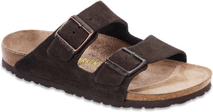 Arizona Soft Footbed - Mocca Suede