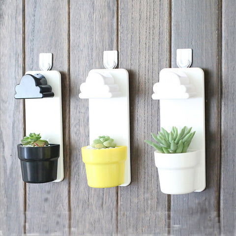Automatic Watering Hanging Wall Pots