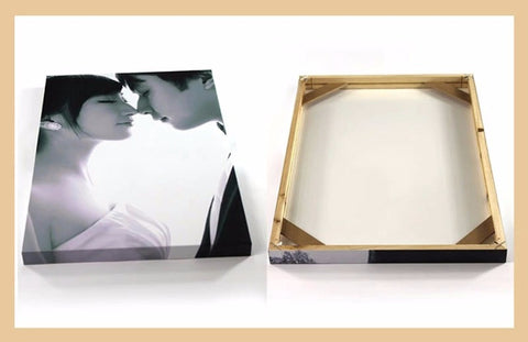 Wood Frame for Canvas Oil Painting & DIY Paintings – trendz99