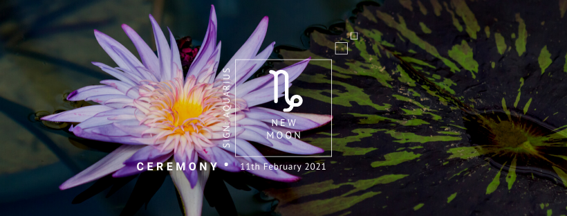 New Moon Ceremony: 11th February 2021