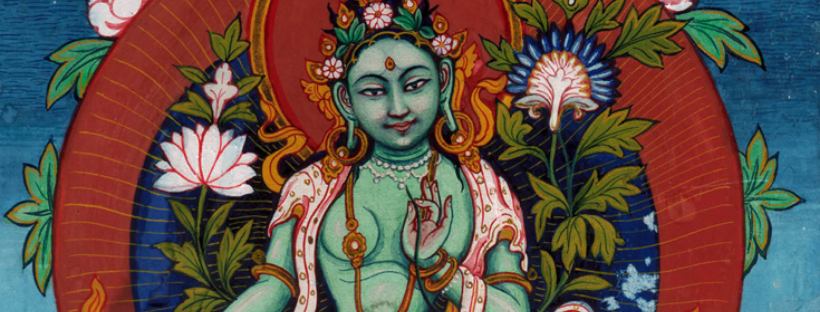 Poem: The Embrace of the Dakini