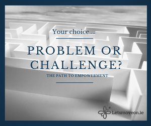 Problem or Challenge? Your choice