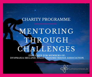 Mentoring Through Challenges - Charity Programme