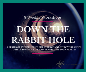 Down the Rabbit Hole - 8 Workshops