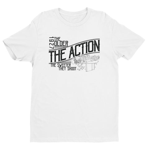 Older The Action Tee