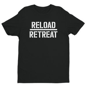 Reload Before Retreat Tee