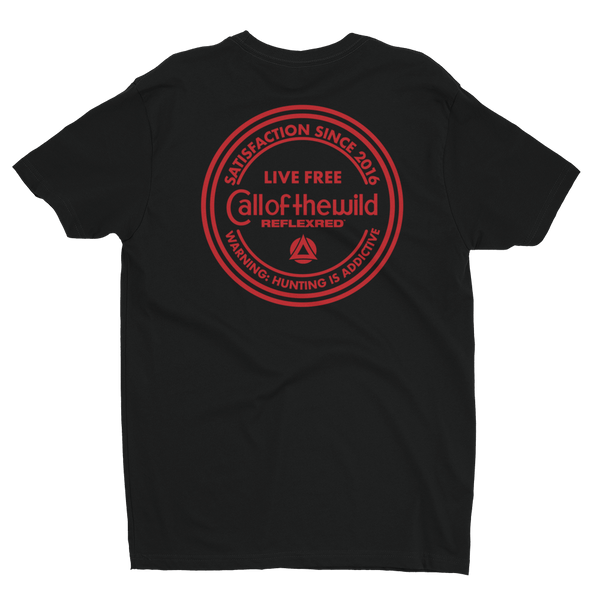 Call of the wild tee