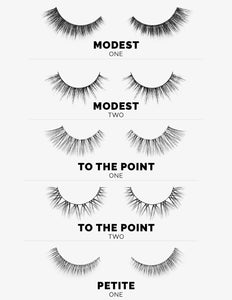 The Everyday Lash Set
