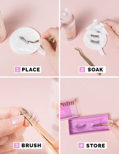 Lash Cleaning Kit