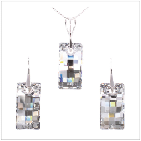 Swarovski Element Urban Set - Chrome - K. Crystals Online
