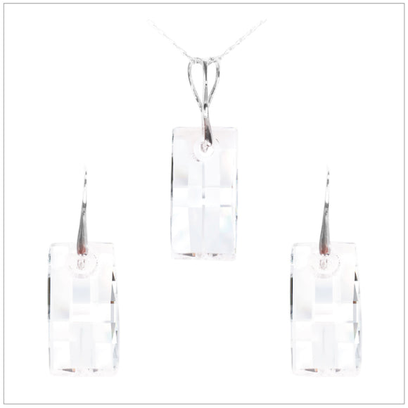 Swarovski Element Urban Set - Crystal - K. Crystals Online