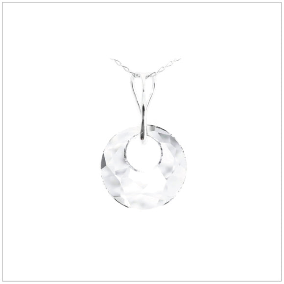 Swarovski Element Victory Necklace - Crystal - K. Crystals Online
