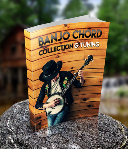 Banjo Chord Collection - Super Sale!