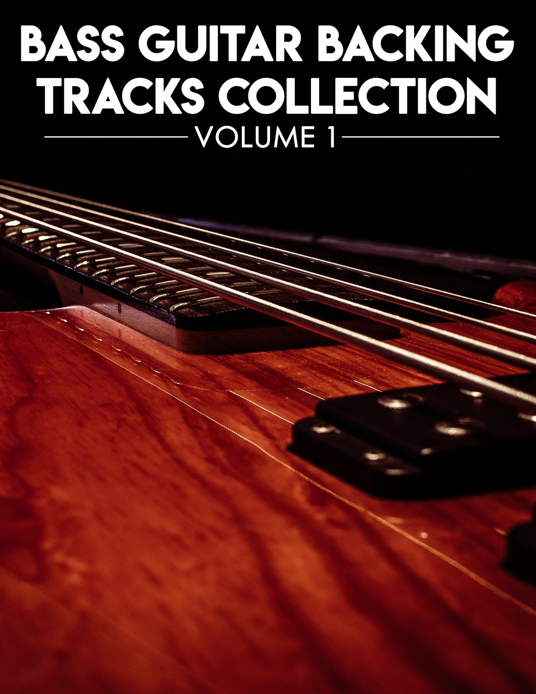 The Bass Backing Tracks Collection - MP3 Download
