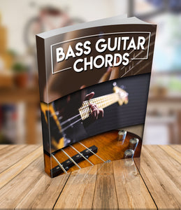 Bass Chords Collective eBook - Super Sale!