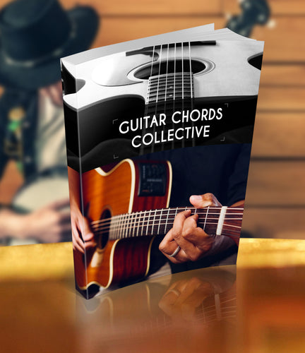 Guitar Chords Collective eBook - Super Sale!