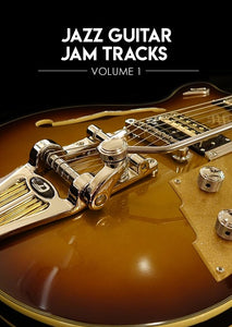 Jazz Guitar Tracks Volume 1 - MP3 Download