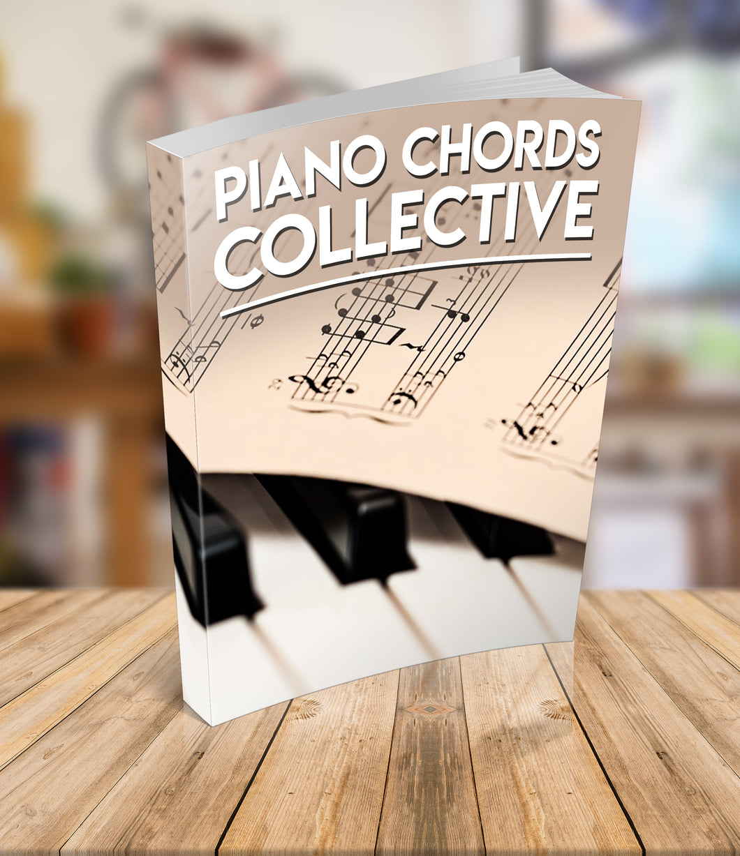 Piano Chords Collective eBook - Super Sale!
