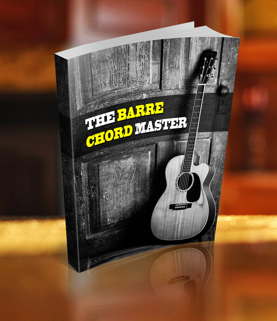 The Bar Chord Master eBook - Super Sale