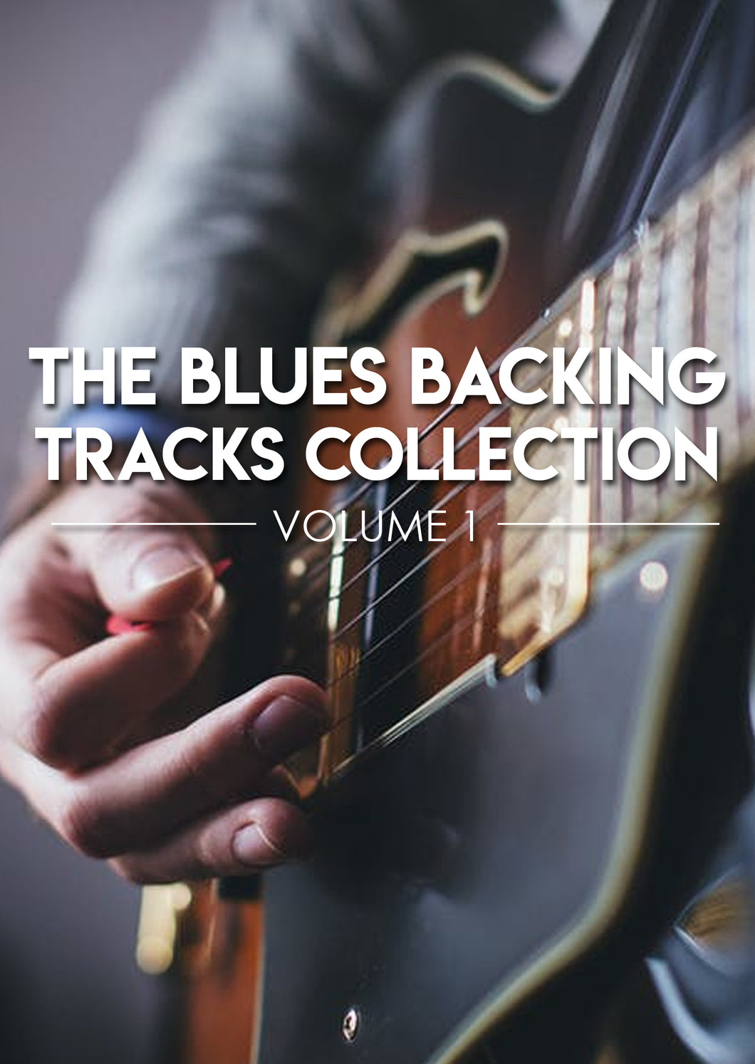 The Blues Backing Tracks Collection - MP3 Download