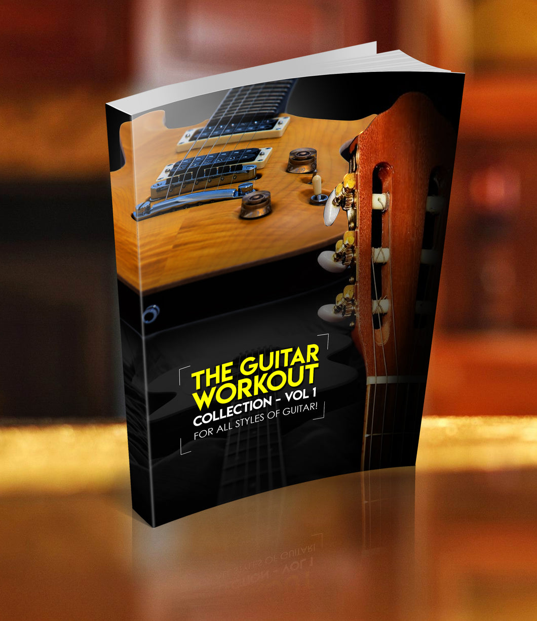 The Guitar Workout Collection - Vol 1 eBook Super Sale