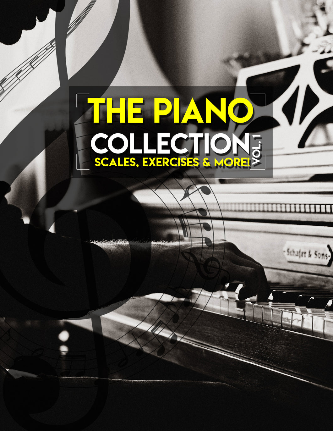 The Piano Collection Volume 1 - eBook Super Sale!