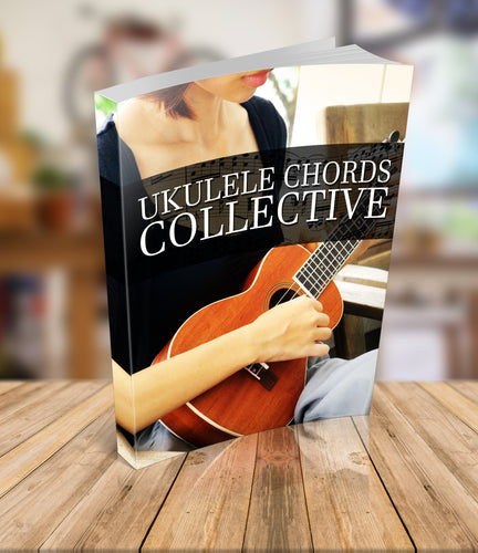 Ukulele Chords Collective - Super Sale!