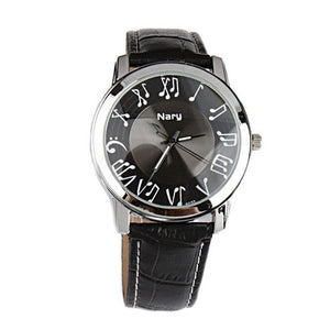 Notation Time Musical Watch - Men's & Women's Available