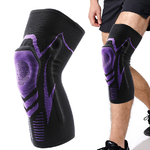 ExoBend™ - Shock Active Knee Support Sleeve