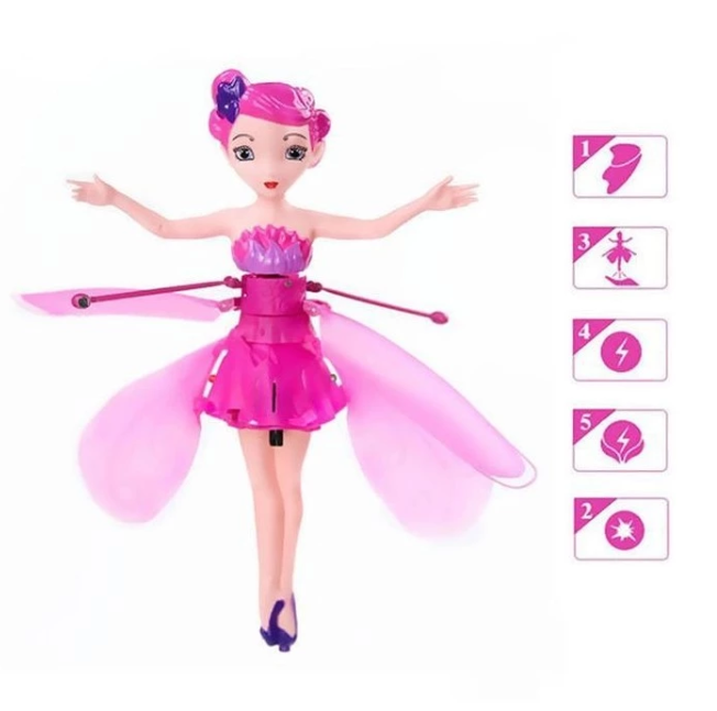 Enchanted Flying Fairy Doll