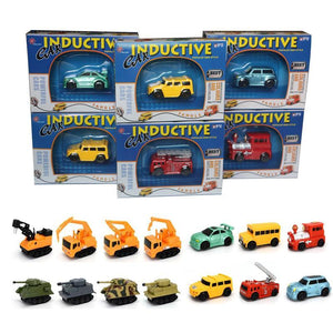 Inductive Magic Toy Car