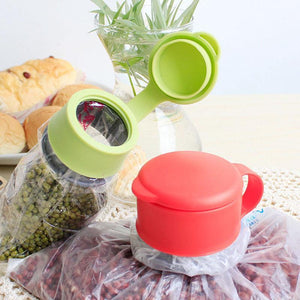 Sealing Bag Cap - Food Storage / Preservation