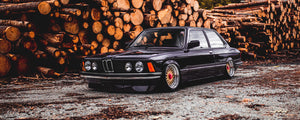Steady Evolution – Lucy Barlow's 1983 BMW E21 316