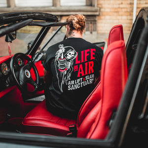 LIFE ON AIR T-SHIRT